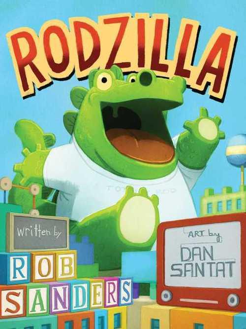 Rodzilla Book