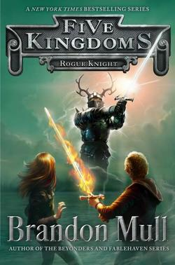 Rogue Knight book