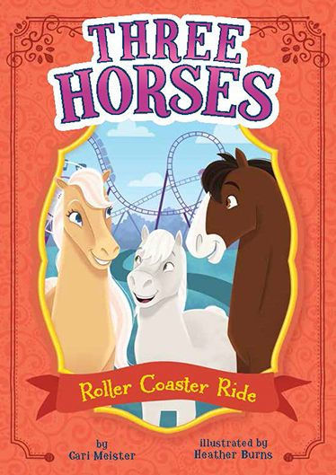Roller Coaster Ride book
