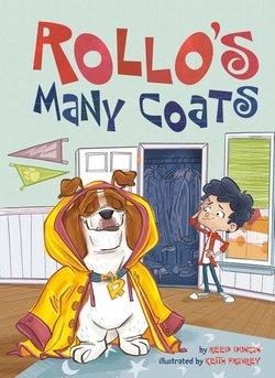 Rollo's Many Coats book