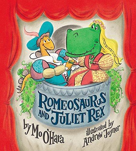 Romeosaurus and Juliet Rex book