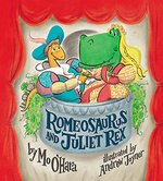 Romeosaurus and Juliet Rex book