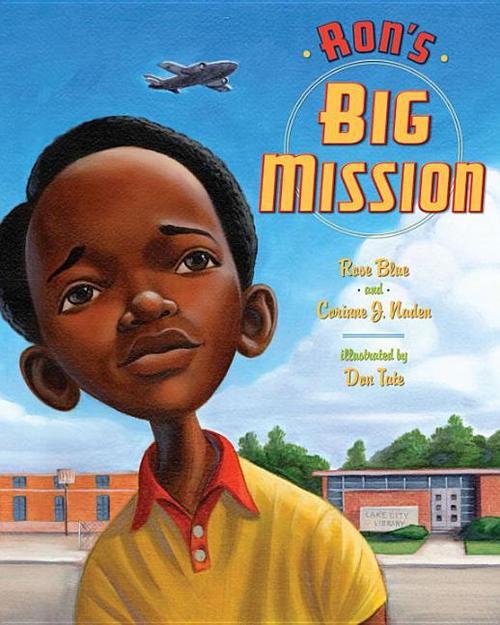 Ron's Big Mission book