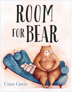 Room for Bear book