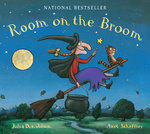Room on the Broom Lap Board Book book