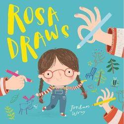 Rosa Draws Book