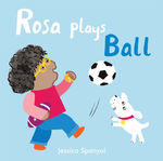 Rosa Plays Ball book