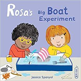 Rosa's Big Boat Experiment book