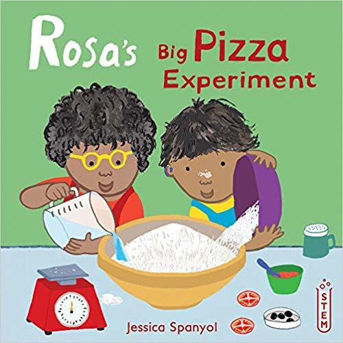 Rosa's Big Pizza Experiment book