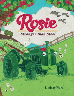 Rosie: Stronger Than Steel book