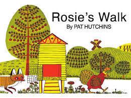 Rosie's Walk book