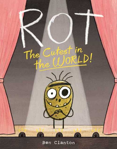 Rot, the Cutest in the World! book