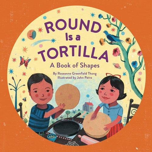 Round Is a Tortilla book