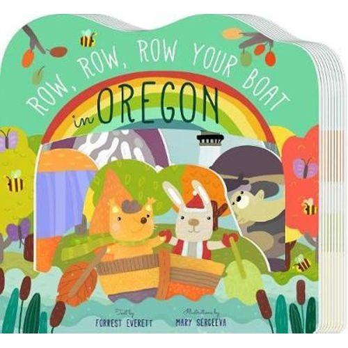 Row, Row, Row Your Boat in Oregon book