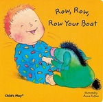 Row, Row, Row Your Boat book