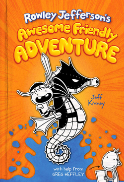 Rowley Jefferson's Awesome Friendly Adventure book