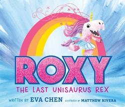 Roxy the Last Unisaurus Rex book