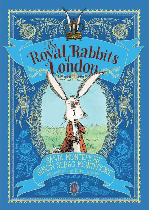 Royal Rabbits Of London book