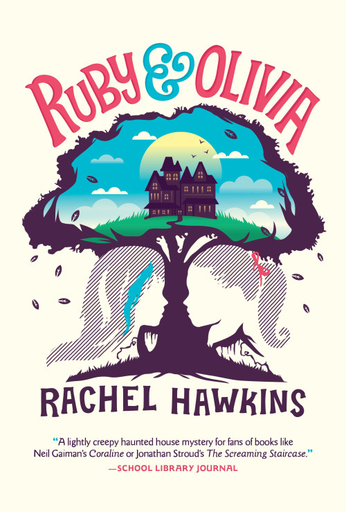 Ruby and Olivia book