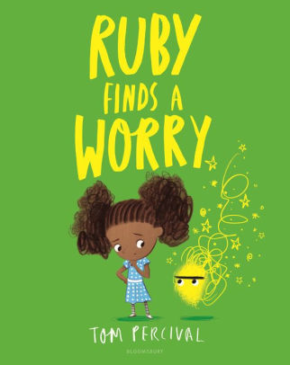 Ruby Finds a Worry book