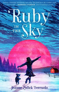 Ruby in the Sky book