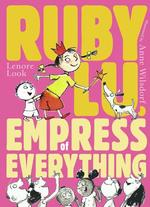 Ruby Lu, Empress of Everything book