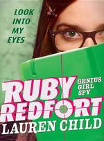 Ruby Redfort Look Into My Eyes book