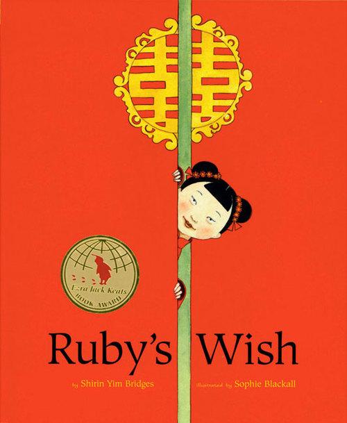 Ruby's Wish book