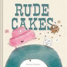 Rude Cakes book