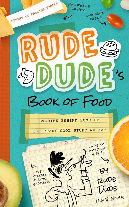 Rude Dude's Book of Food book