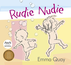 Rudie Nudie book