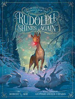 Rudolph Shines Again book