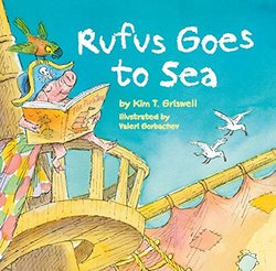 Rufus Goes to Sea book