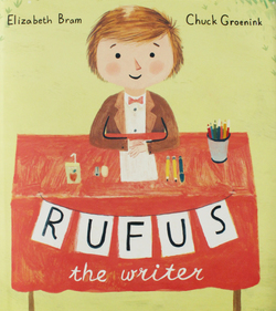Rufus the Writer book