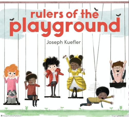 Rulers of the Playground book