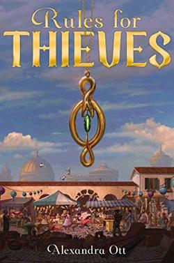 Rules for Thieves book