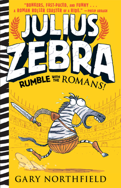 Rumble with the Romans! book