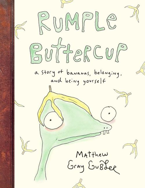 Rumple Buttercup book