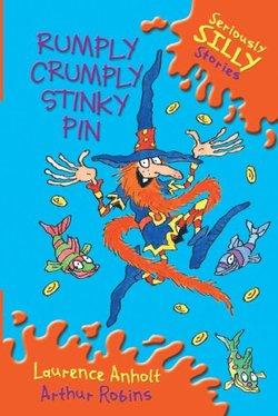 Rumply Crumply Stinky Pin book