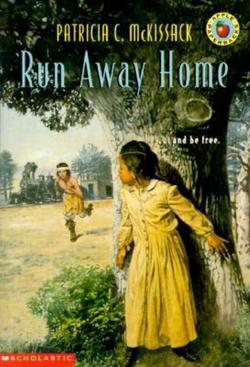 Run Away Home book