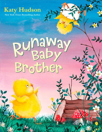 Runaway Baby Brother book
