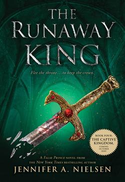 Runaway King book