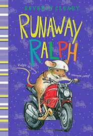 Runaway Ralph book