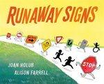 Runaway Signs book