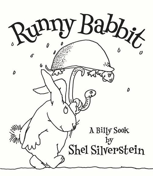 Runny Babbit: A Billy Sook book