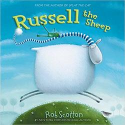 Russell the Sheep Board Book Book