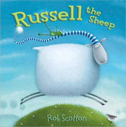 Russell the Sheep book