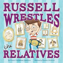 Russell Wrestles the Relatives book