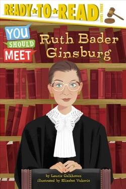 Ruth Bader Ginsburg (You Should Meet) book