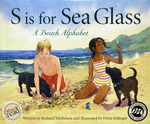 S is for Sea Glass book